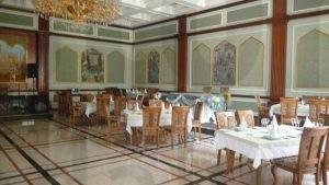 Baku Restoran Dekorasyon