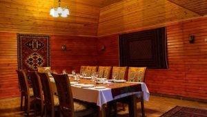 Qalada Topqapi Restaurant Sandalyesi