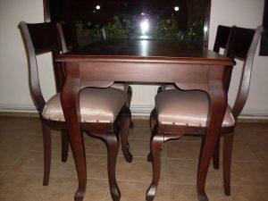 Lukens Restoran Masasi Klasik Sandalye