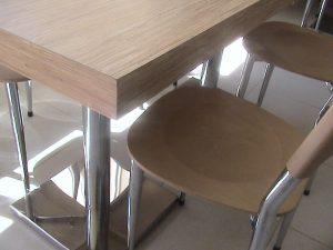 Metal Ayakli Sandalye