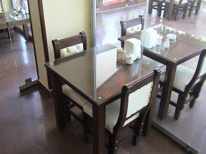 Restoran Sandalyesi Kapitoneli