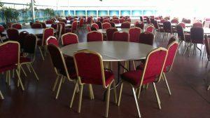 Ekonomik Hilton Sandalye Dekorasyon