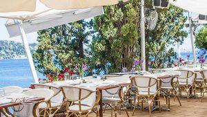 Elio Restoran Beyaz Tiffany Sandalye